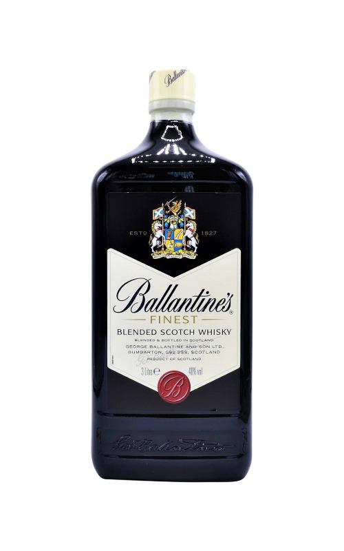 Rượu Whisky Ballantine's Finest 3000ml