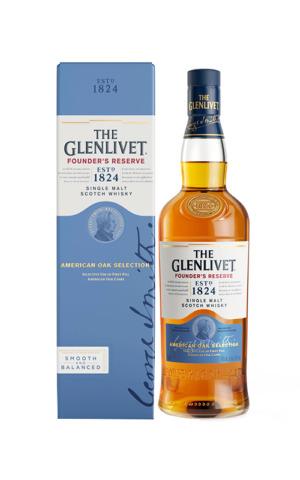Rượu Whisky Glenlivet Founder's Reserve 1000ml