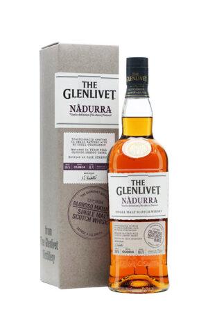 Rượu Whisky Glenlivet Nàdurra First Fill Selection