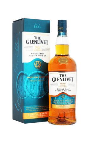 Rượu Whisky Glenlivet Triple Cask Matured - White Oak Reserve