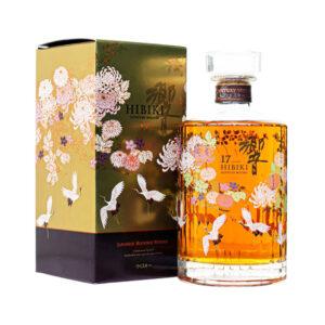 Whisky Nhật Hibiki Limited Kacho Fugetsu 17 Years Old