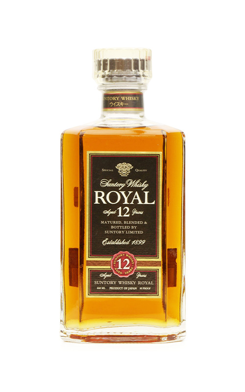 Whisky Nhật Suntory Royal 12 Years Old