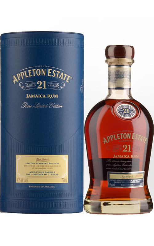 Appleton Estate 21 Jamaica Rum