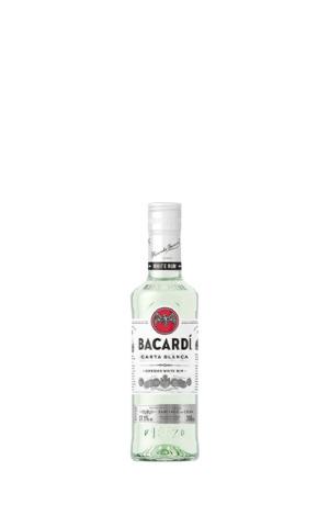 Bacardi White Rum 350ml