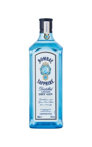 Bombay Sapphire Gin 1000ml