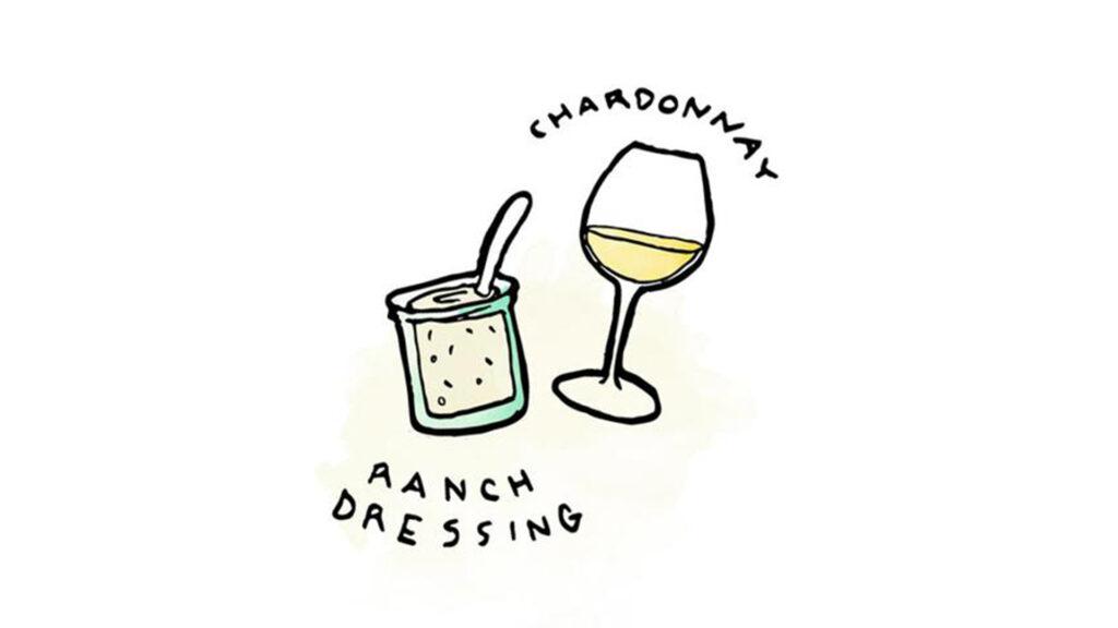 Các Loại Nước Sốt Kết Hợp Với Rượu Vang