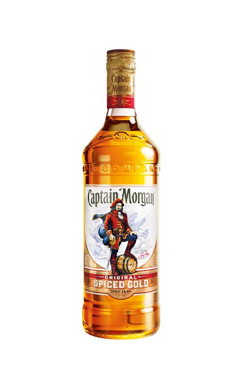 Captain Morgan Spiced Gold 500ml