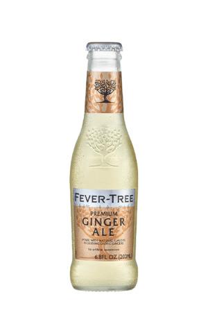 Fever Tree Premium Ginger Ale Tonic