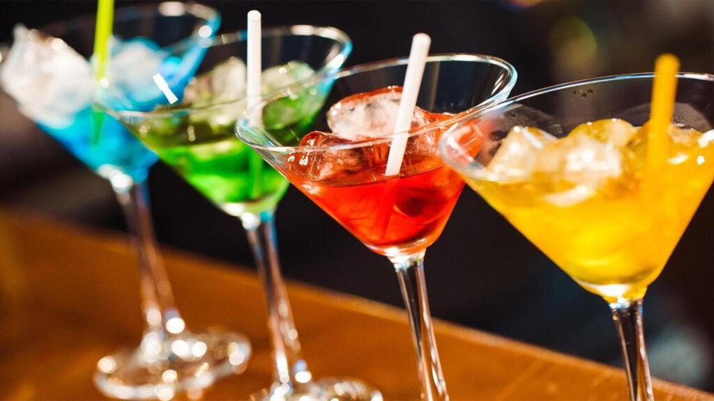 Phân Loại Cocktail