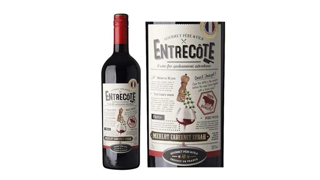 Rượu Tết Entrecote