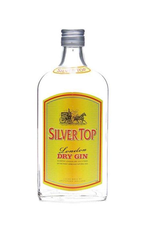 Rượu Gin Bols Silver Top Gin