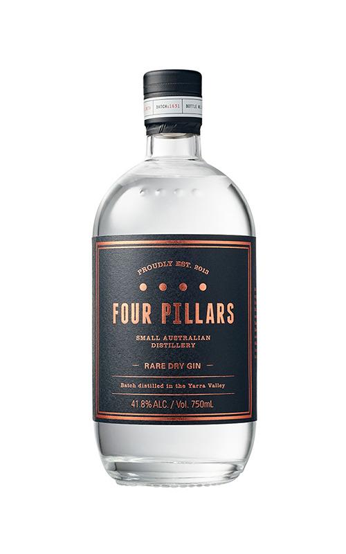 Rượu Gin Four Pillars Rare Dry Gin