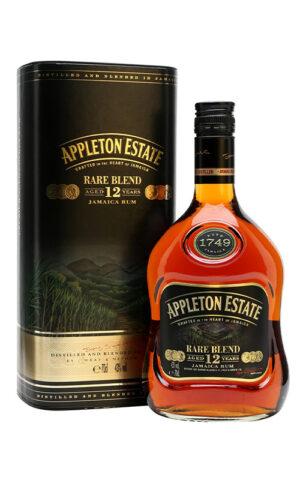 Rượu Rum Appleton Estate Rare Blend 12