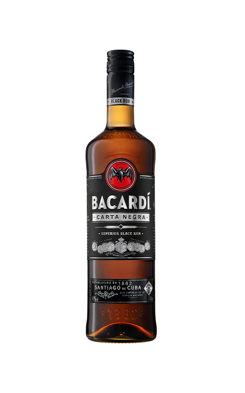Rượu Rum Bacardi Dark Rum