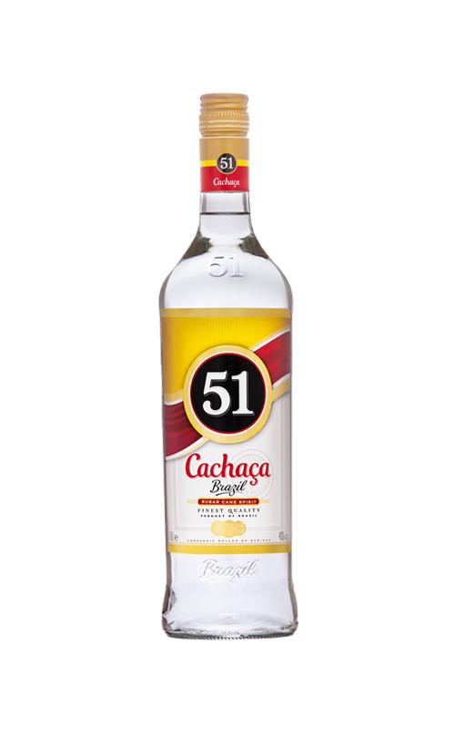 Rượu Rum Cachaca 51