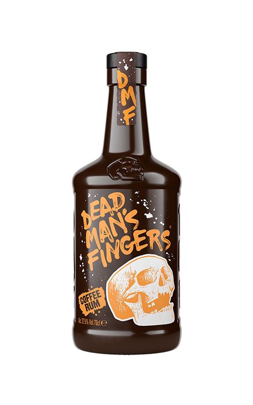 Rượu Rum Dead Man's Fingers Coffee