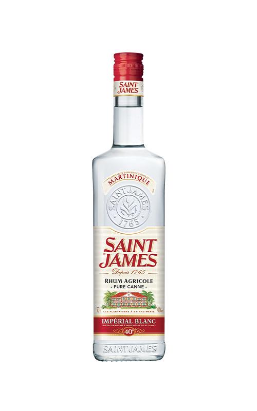 Rượu Rum Saint James Agricole Blanc