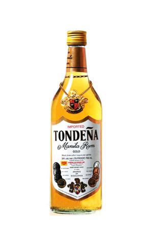 Rượu Rum Tondena Manila Rum Gold
