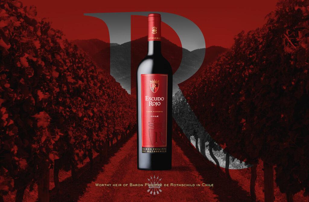 Rượu Vang Chi Lê Escudo Rojo