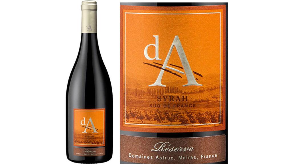 Rượu Vang Đỏ Domaines Astruc (Da) Reserve