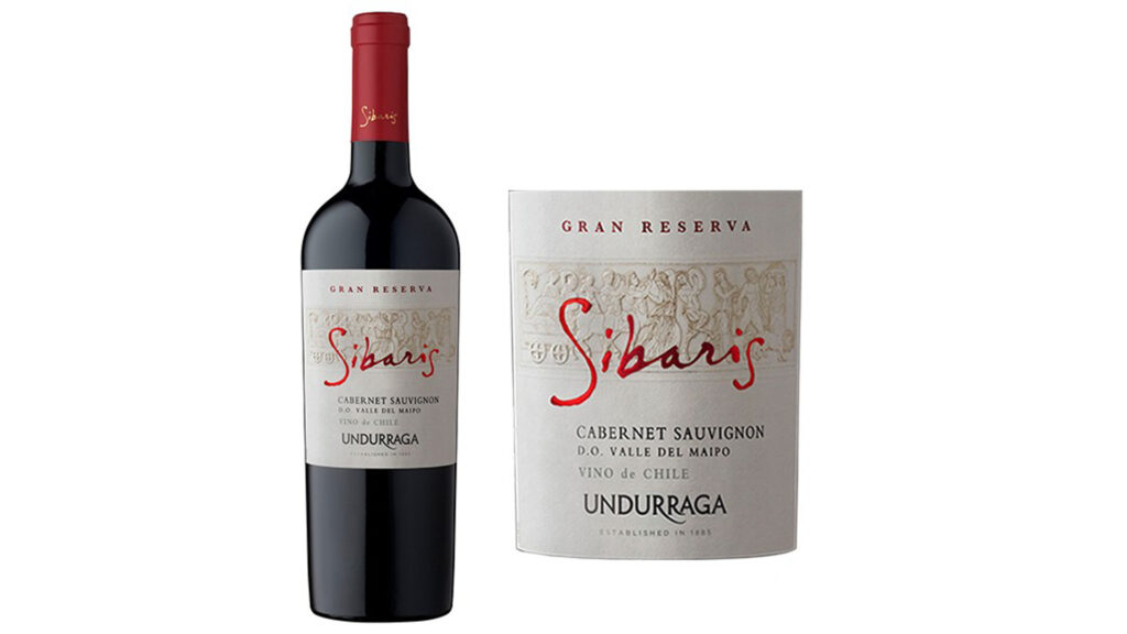 Rượu Vang Đỏ Undurraga Sibaris Gran Reserva