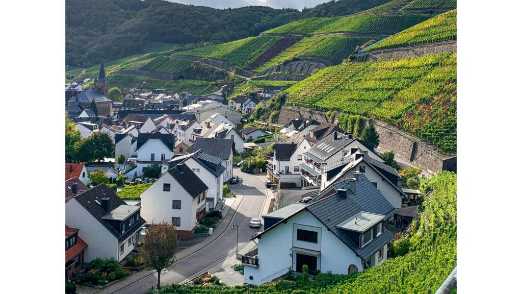 Thung Lũng AHR - Đức
