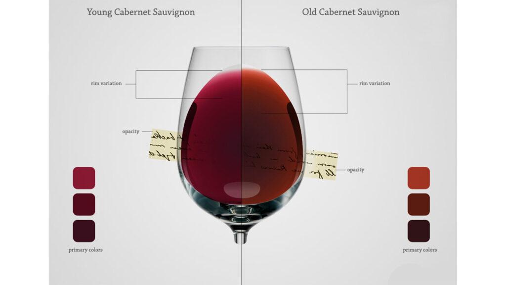 Tìm Hiểu Bí Mật Sau Mỗi Màu Của Rượu Vang Đỏ