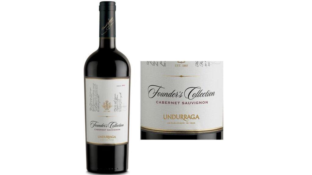 Undurraga Founder's Collection Cabernet Sauvignon