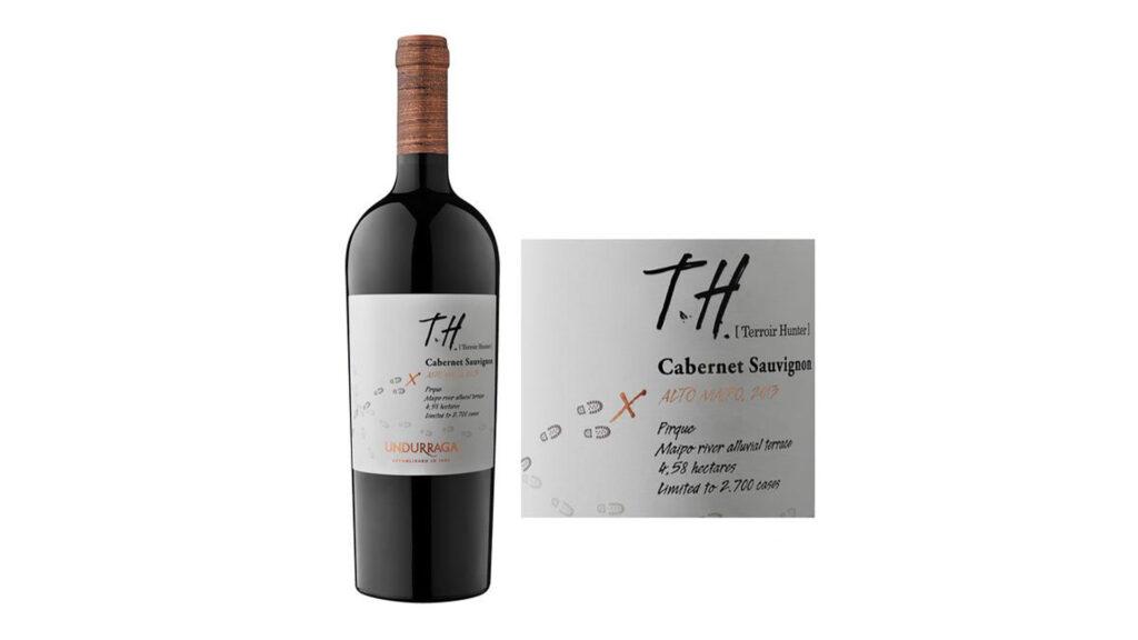 Rượu Vang Chi Lê Undurraga TH Cabernet Sauvignon