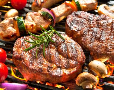Bí Quyết Sử Dụng Các Gia Vị Ướp Thịt Nướng