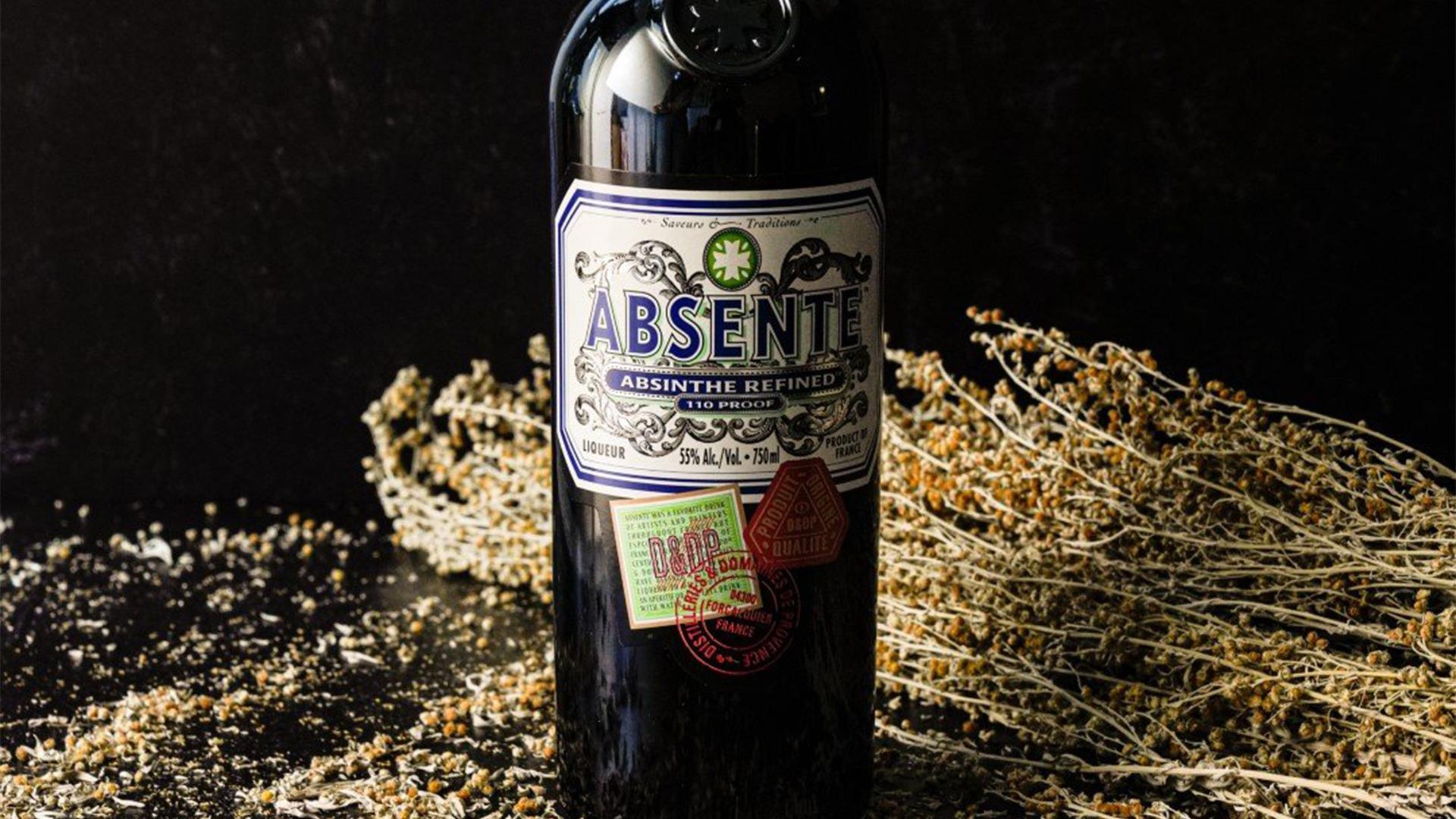 Rượu Absinthe
