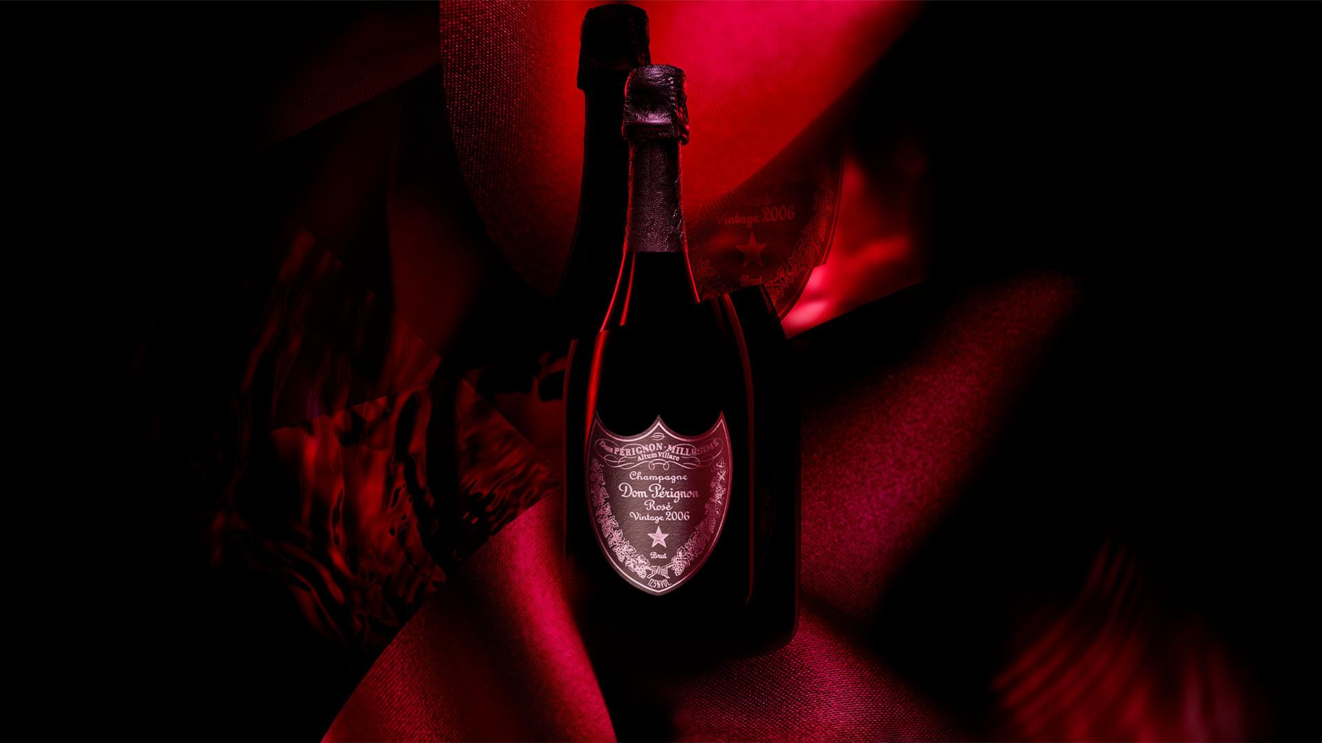 Rượu Champagne Dom Perignon