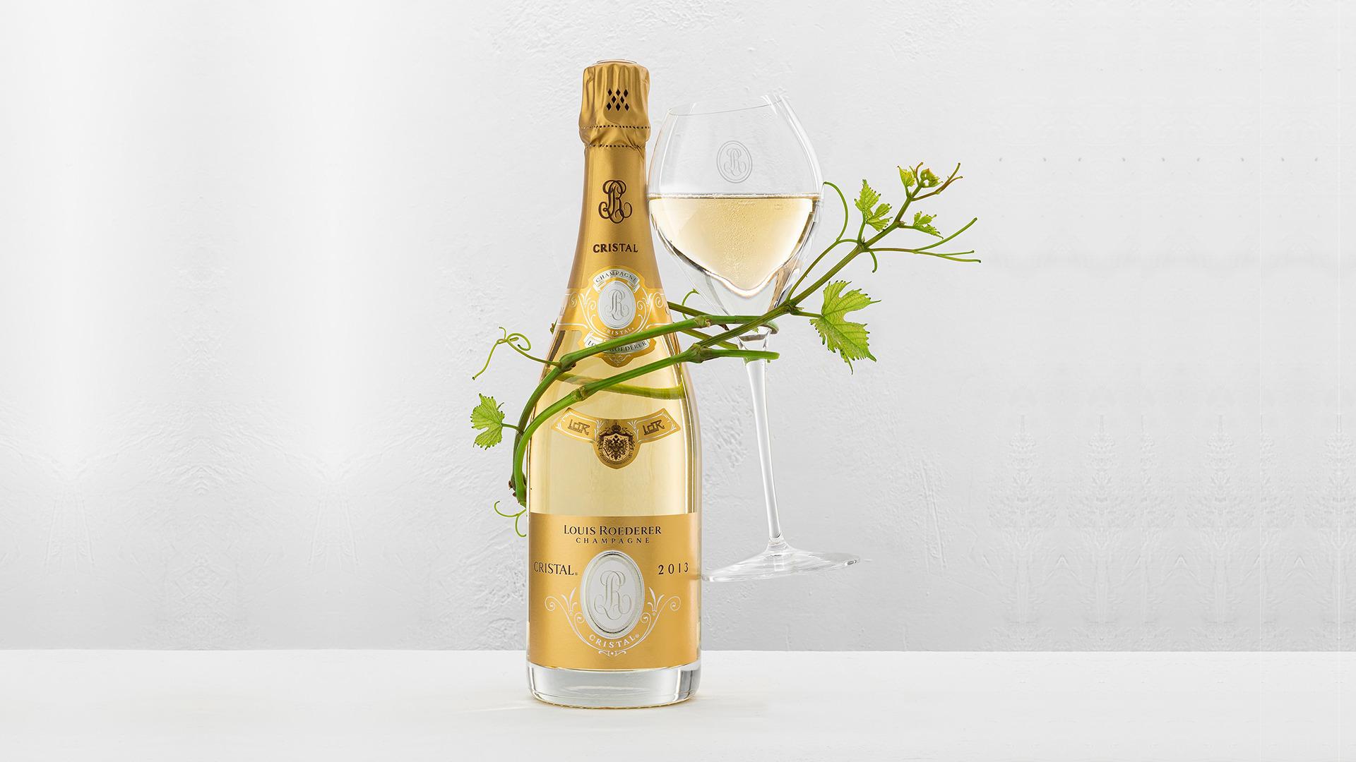 Rượu Champagne Louis Roederer