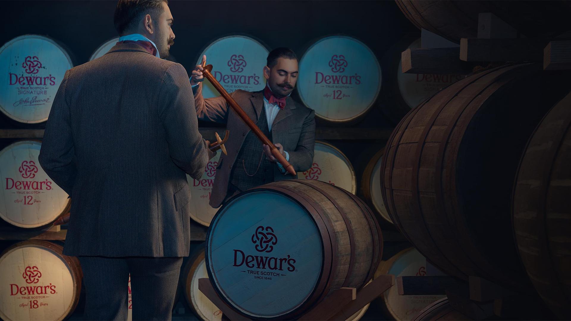 Rượu Dewar's