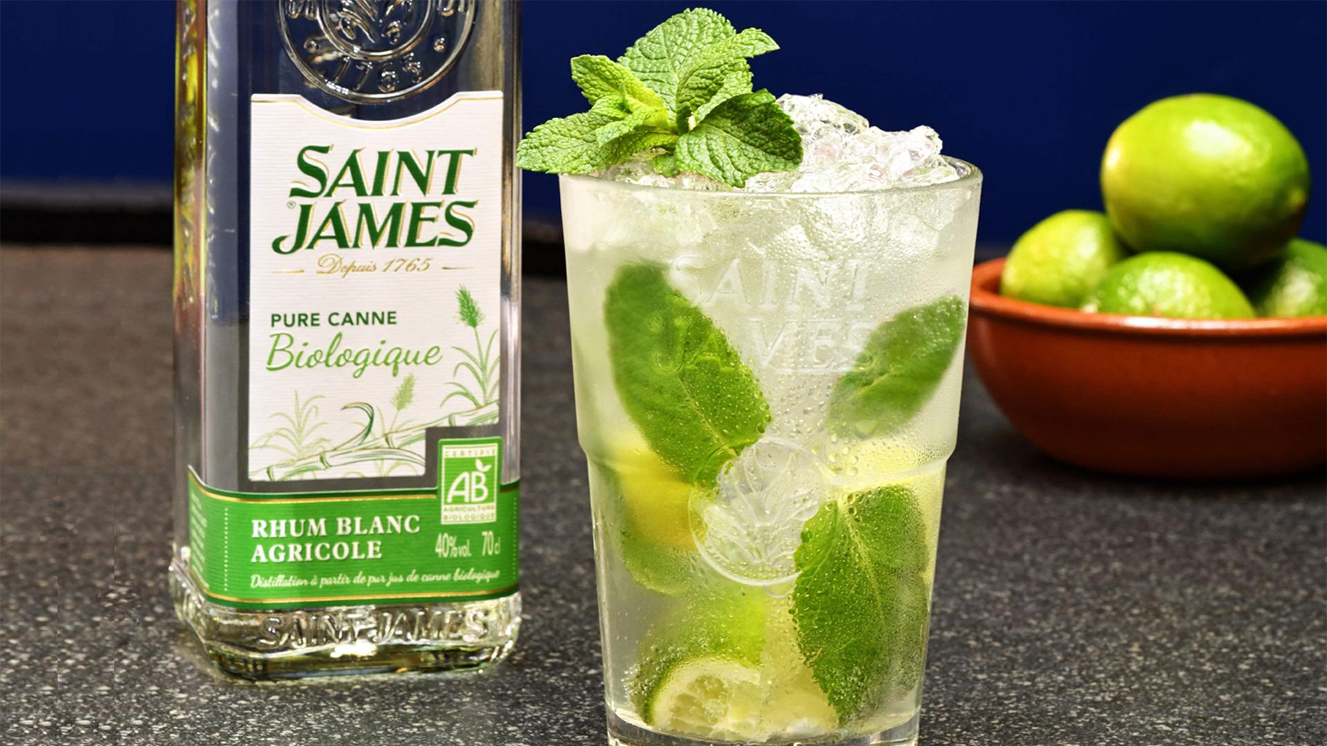 Rượu Saint James