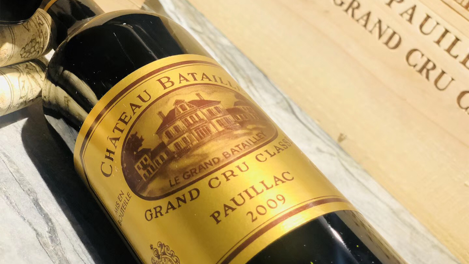 Rượu Vang Chateau Batailley