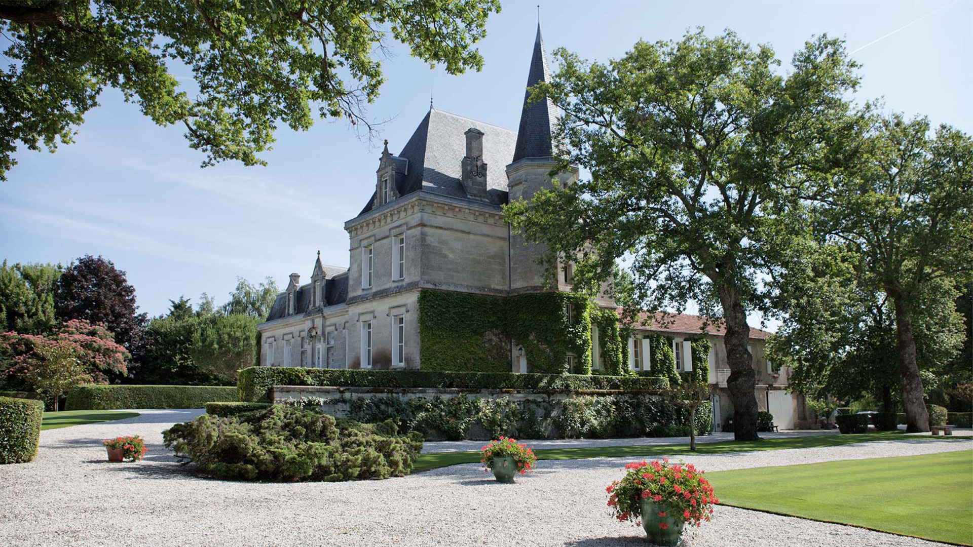 Rượu Vang Chateau Bellegrave