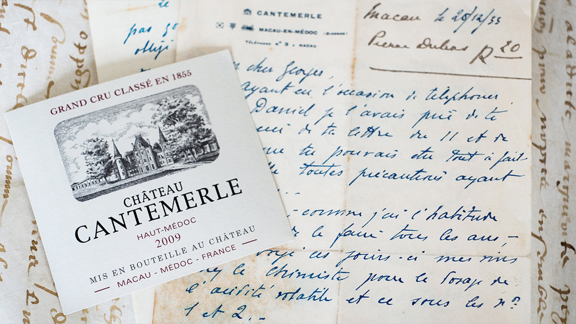 Rượu Vang Chateau Cantemerle