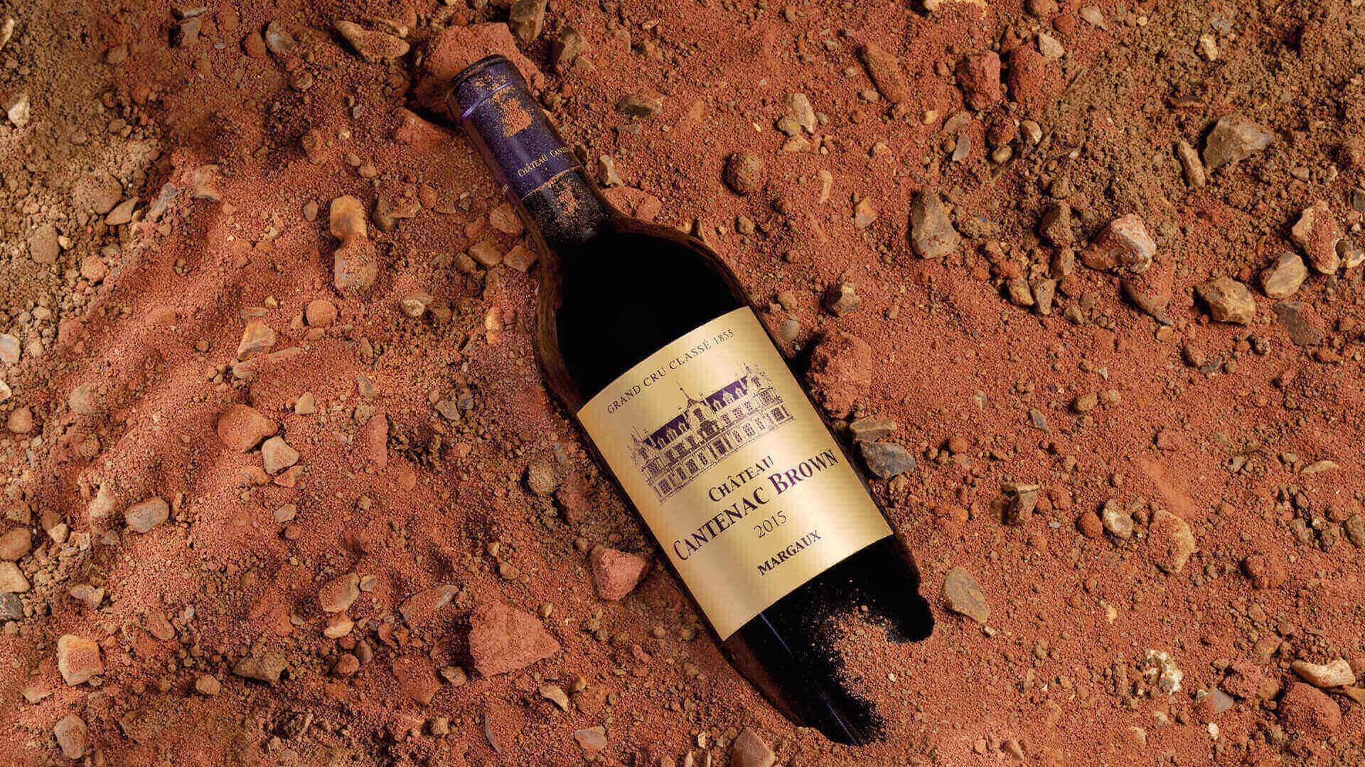 Rượu Vang Chateau Cantenac-Brown