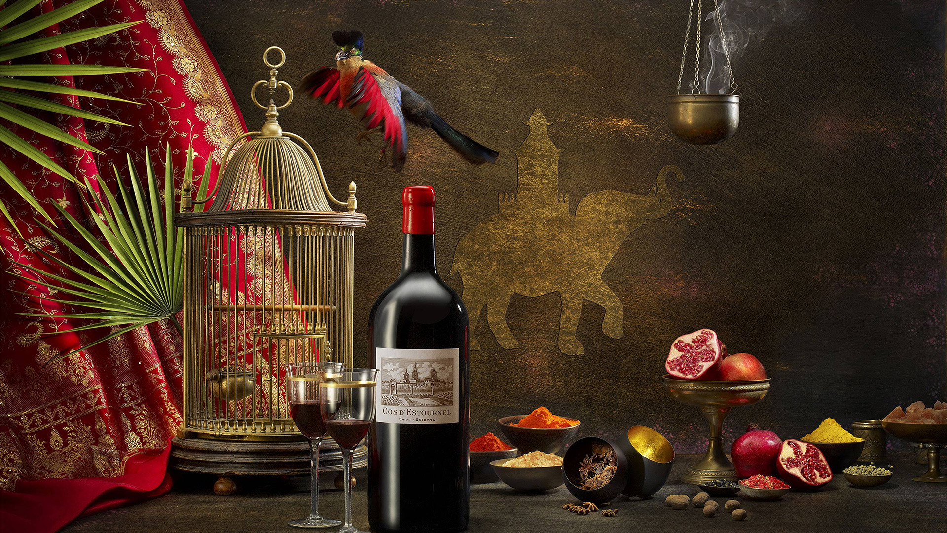 Rượu Vang Chateau Cos d'Estournel