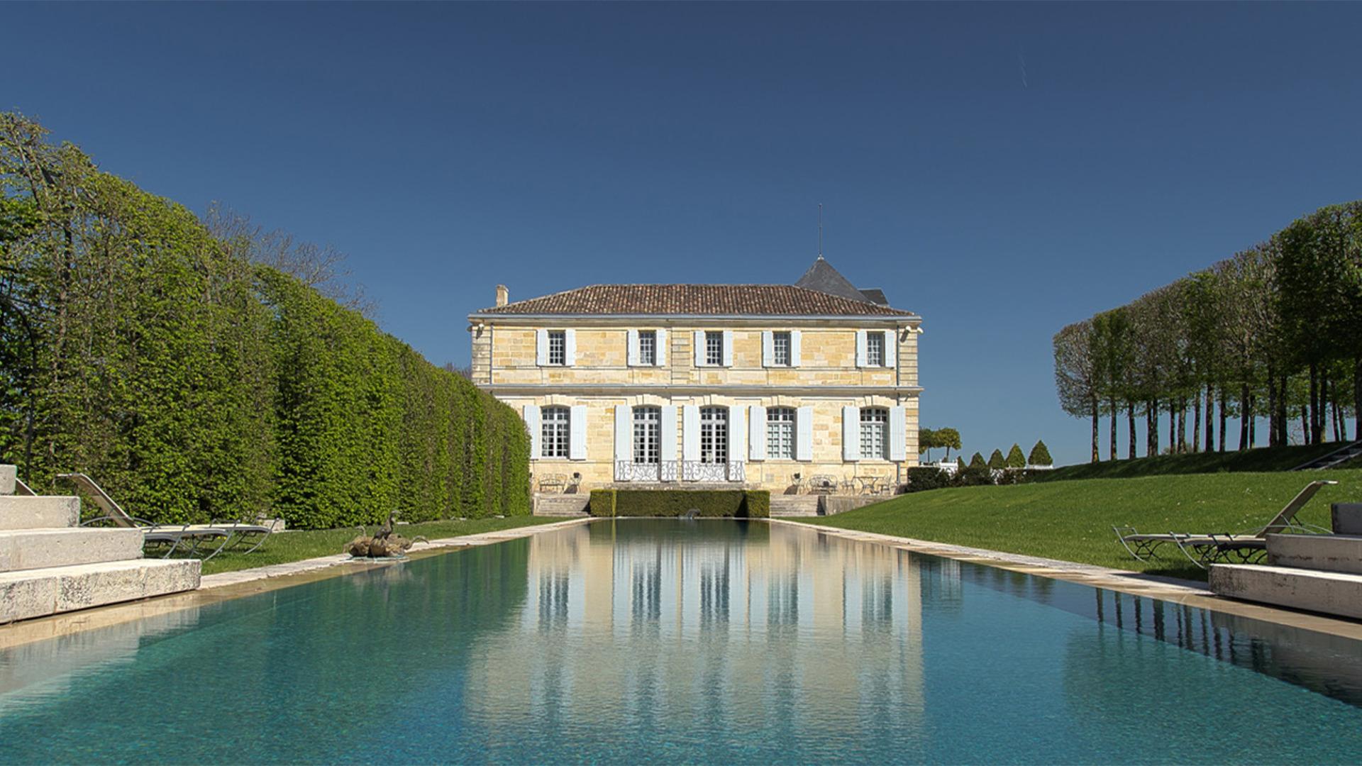 Rượu Vang Chateau Du Tertre