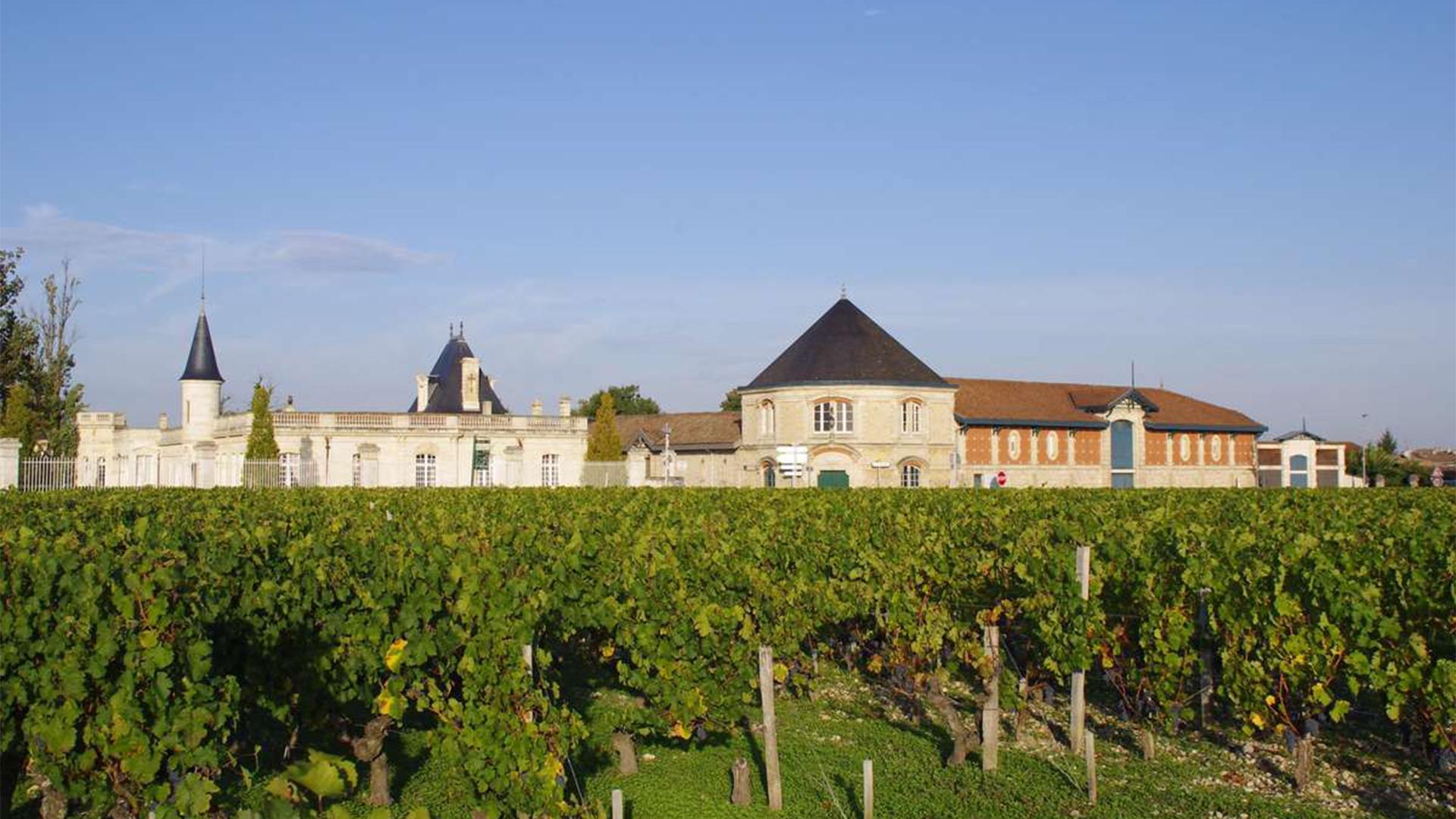 Rượu Vang Chateau Durfort-Vivens