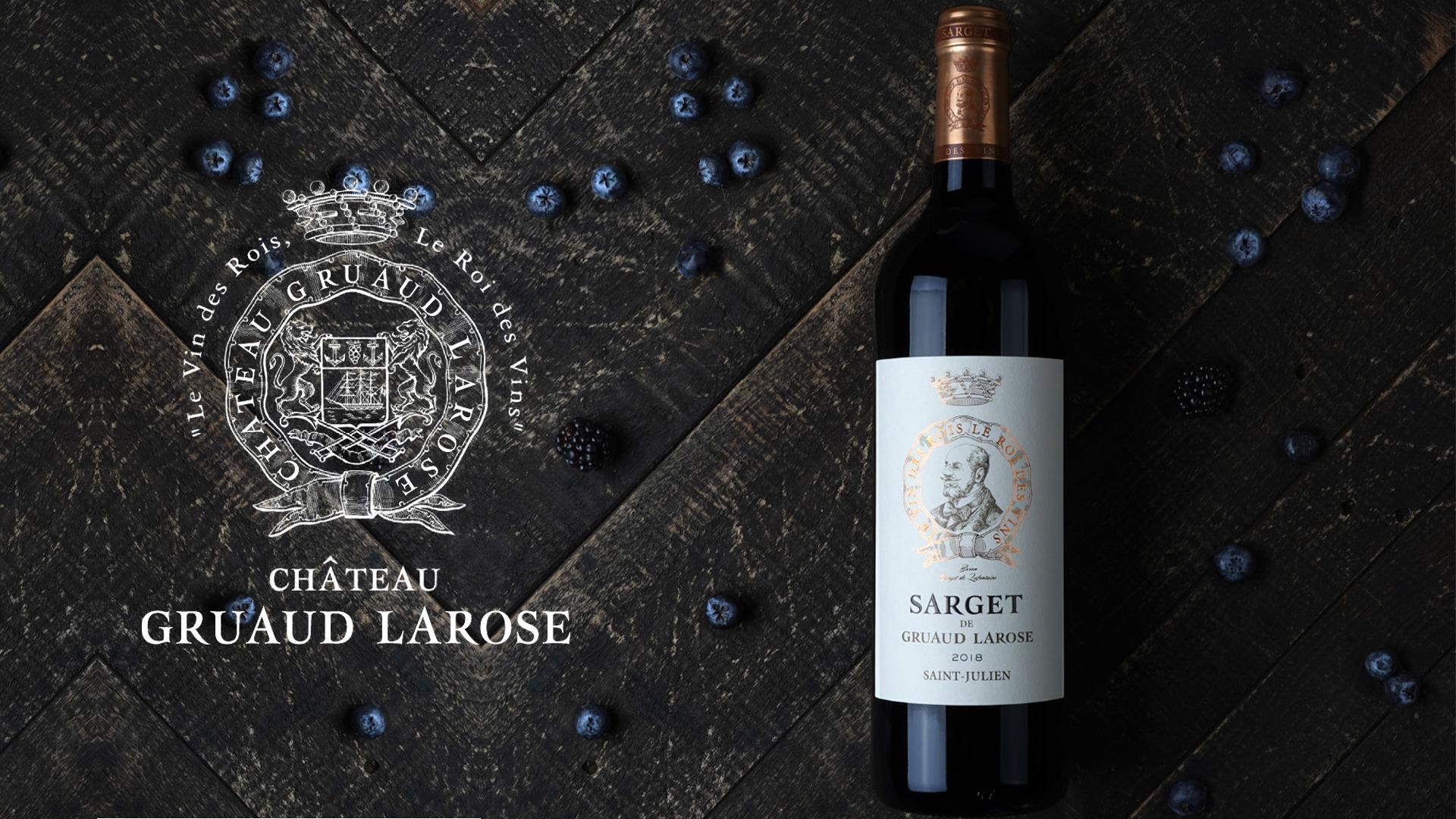 Rượu Vang Chateau Gruaud-Larose