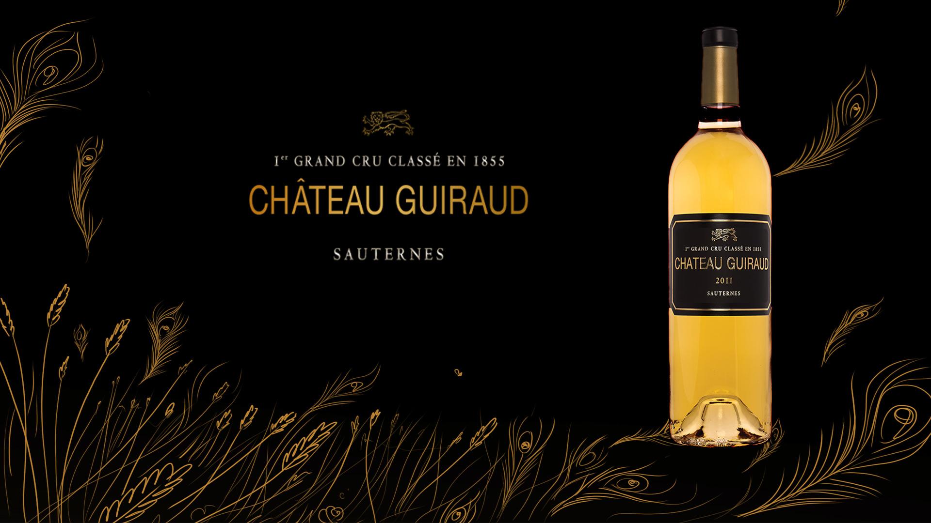 Rượu Vang Chateau Guiraud