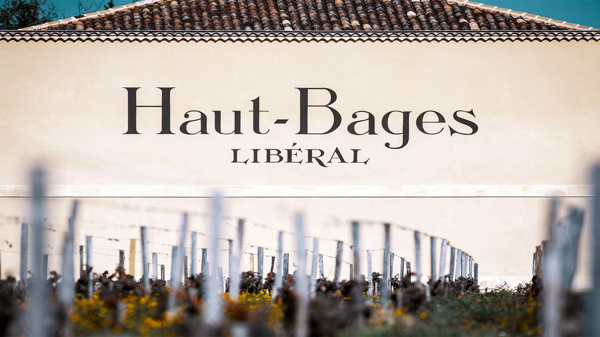 Rượu Vang Chateau Haut-Bages Liberal