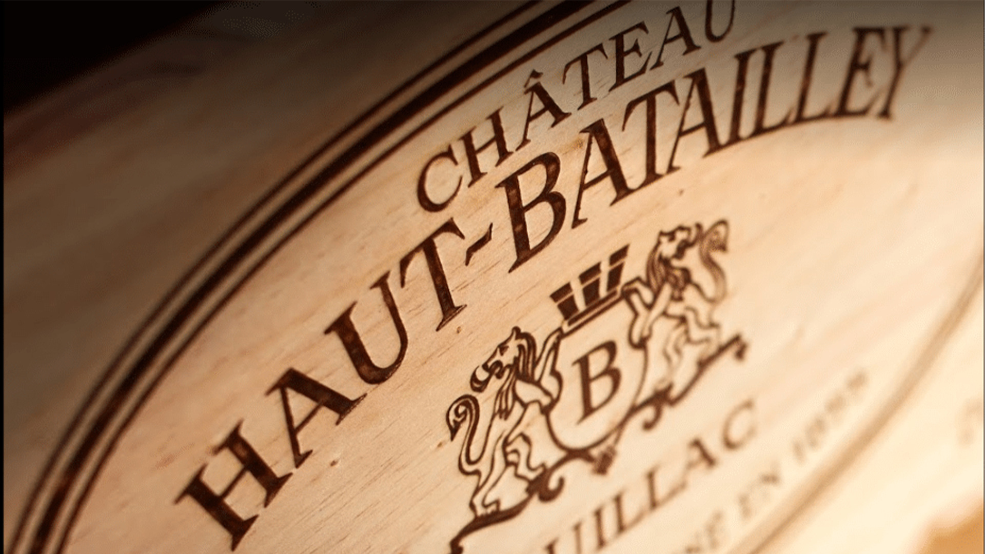 Rượu Vang Chateau Haut-Batailley