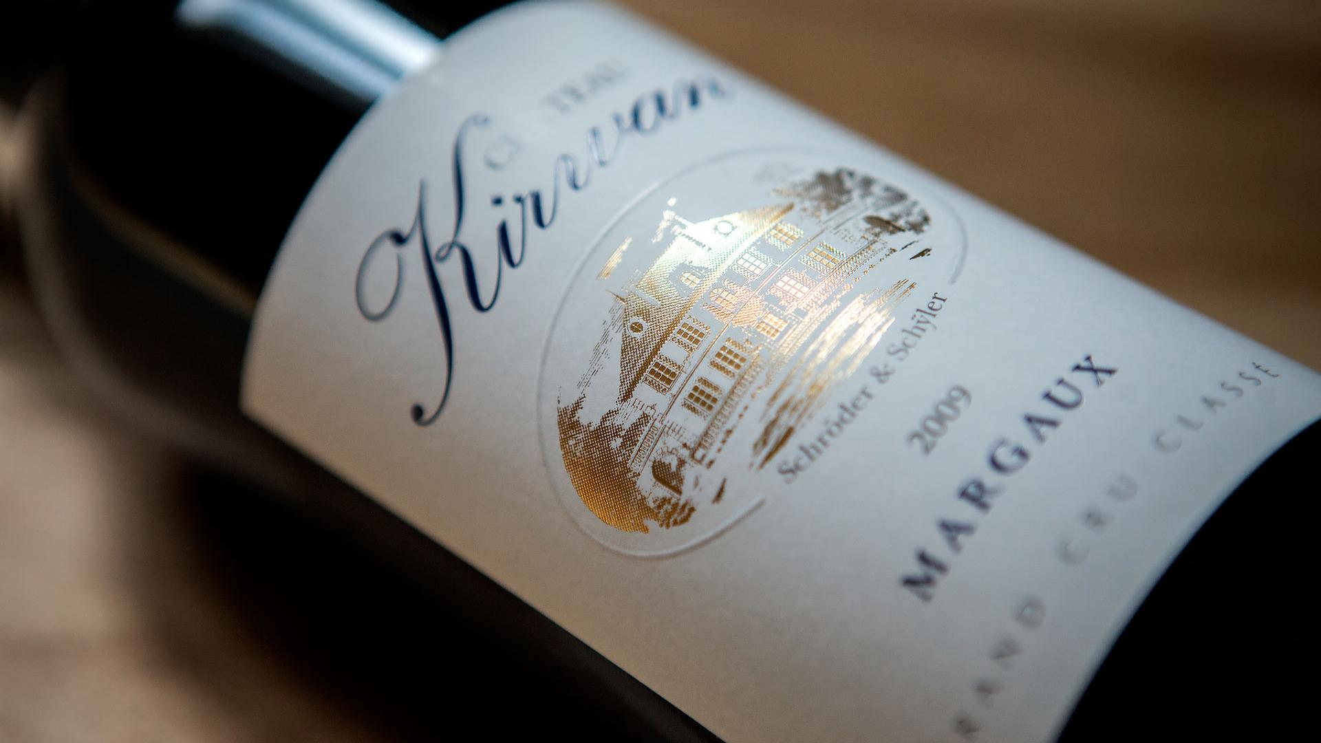 Rượu Vang Chateau Kirwan