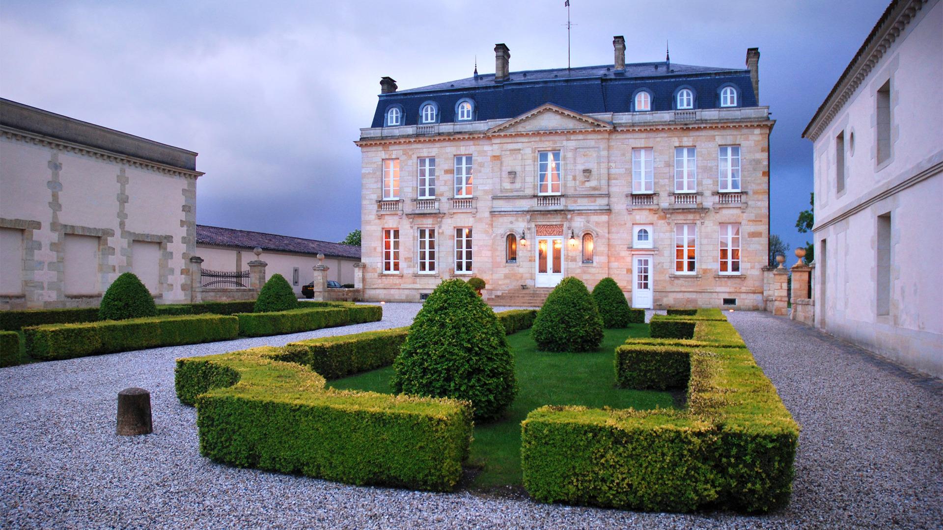 Rượu Vang Chateau Labegorce