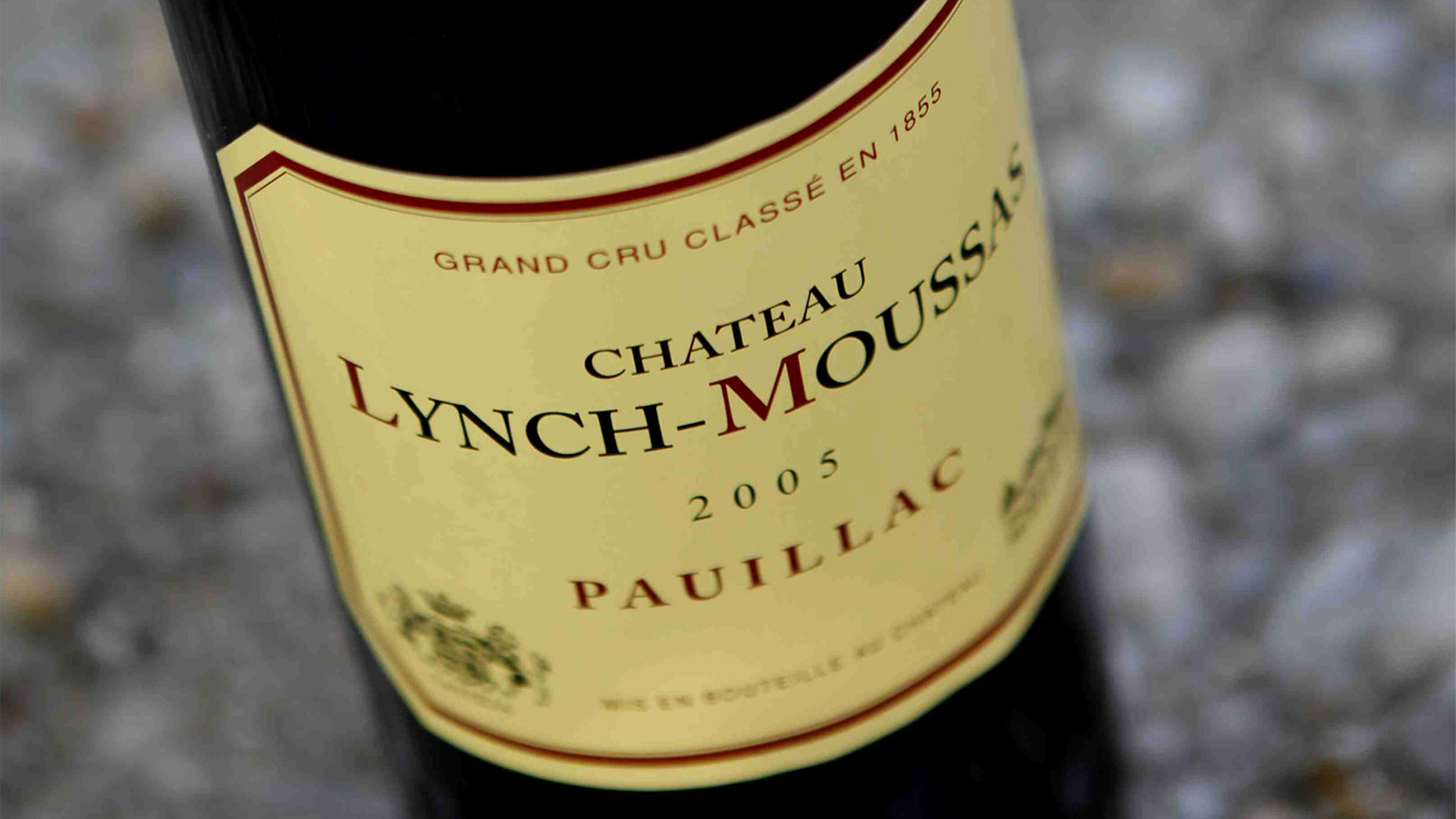Rượu Vang Chateau Lynch-Moussas