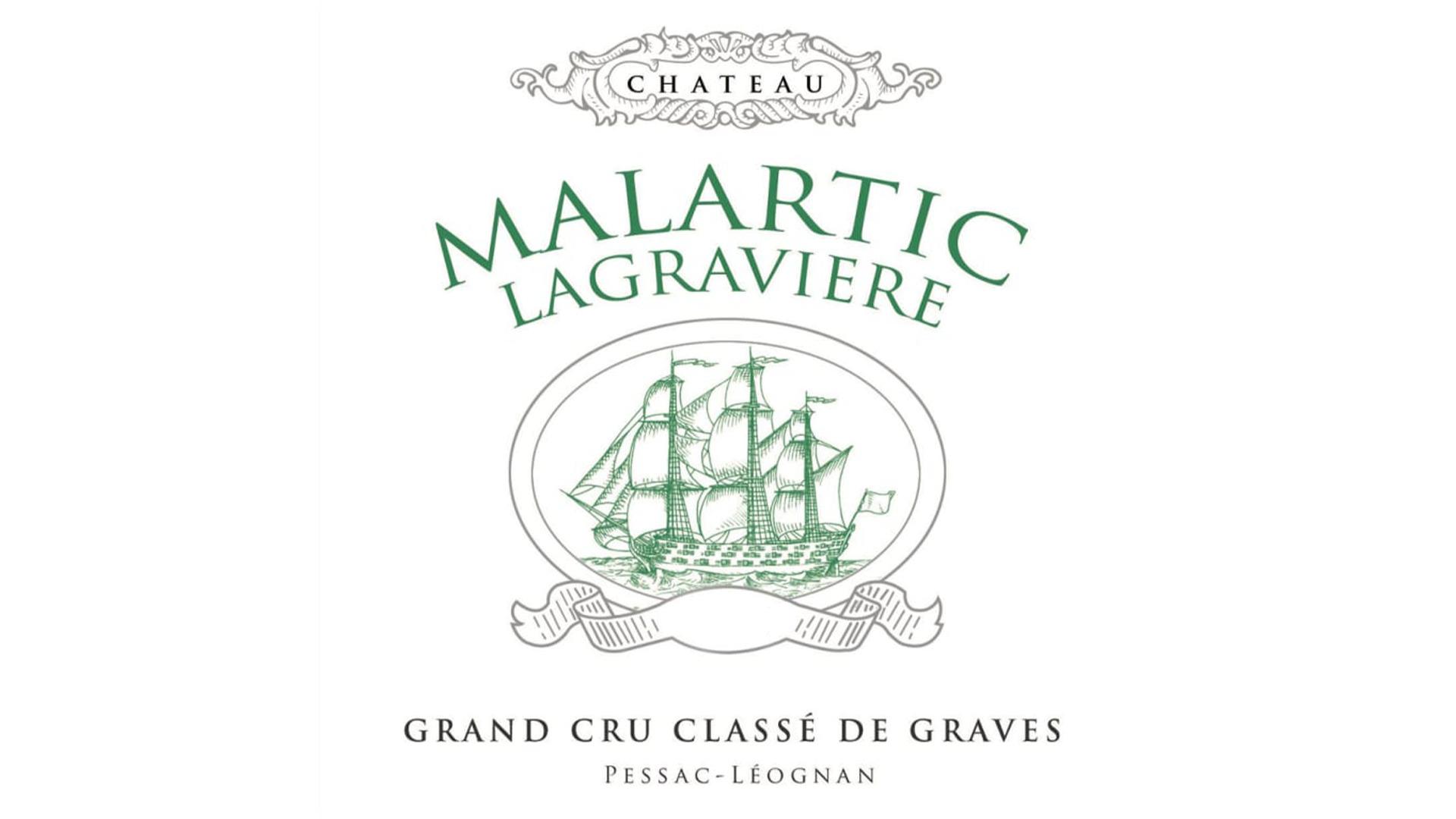 Rượu Vang Chateau Malartic Lagraviere